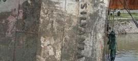 Полагане на бетон под вода