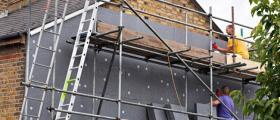 Полагане на топлоизолация в област Сливен - Прогрес Билд