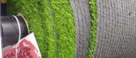 Поставяне на изкуствена трева в Гоце Делчев
