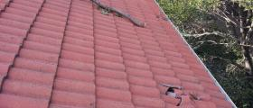 Пренареждане на керемиди в Самоков - Ремонт на покриви Самоков