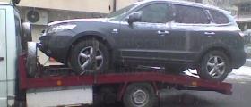 Превоз аварирали автомобили - автомагистрала Тракия