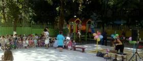 Прием на деца в детска градина в Бургас