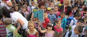 Прием първокласници в град Варна
