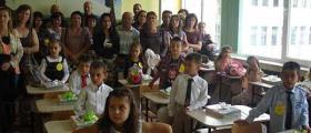 Прием първокласници в Златоград