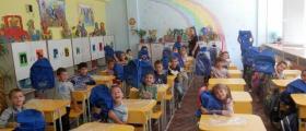 Прием в първи клас в Свищов