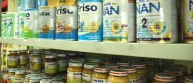 Продажба детски храни във Велинград