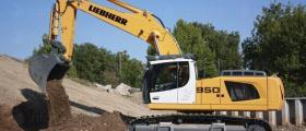 Продажба машини втора употреба Либхер в град София - АЛКИ Л ЕООД