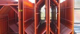 Продажба на строителни и фасадни скелета Петрич, Сандански, Благоевград