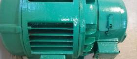 Продажба рециклирани асинхронни двигатели и помпи Видин