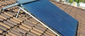 Продажба слънчеви колектори в Търговище
