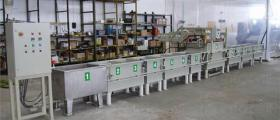 Проектиране галванични линии в Севлиево - Еконсулт ООД