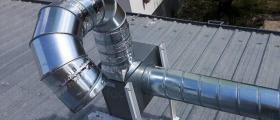 Проектиране и изграждане на вентилационни инсталации в Габрово