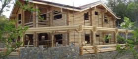 Проектиране сглобяеми дървени ЕКО къщи в София-Горубляне