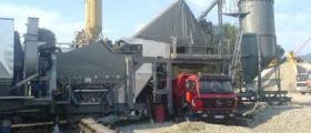Производство асфалтови смеси в Гоце Делчев