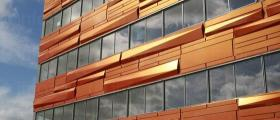 Производство и монтаж на фасади с композитни панели бонд в Бургас