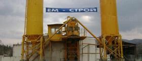 Производство на бетон и бетонови смеси в Земен-Перник