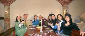 Производство на червено вино в Поморие-Бургас