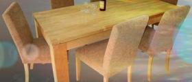 Производство на дървени маси в Балабанско-Троян
