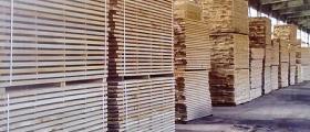 Производство на фасониран дървен материал в Тетевен