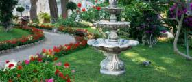Производство на фонтани в Севлиево