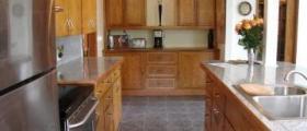 Производство на кухненски мебели в Балабанско-Троян