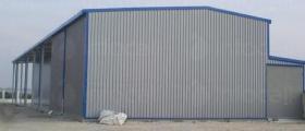 Производство на метални халета в Пловдив