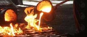 Производство на метални отливки в Русе