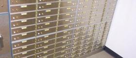Производство на сейф каси за трезори в Силистра