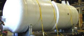 Производство на стъклопластови резервоари в Кнежа