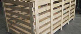 Производство опаковки от дървен материал в Монтана