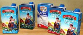 Производство УХТ млека в Севлиево