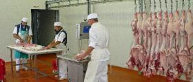 Разфасоване месо