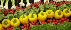Реализация на селскостопанска продукция в област Търговище