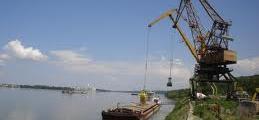 Речен транспорт на инертни материали Русе - Дунавски Драгажен Флот АД