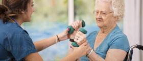 Рехабилитация за стари хора в София-Бояна