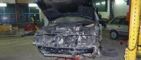 Ремонт и възстановяване на катастрофирали автомобили в Пловдив