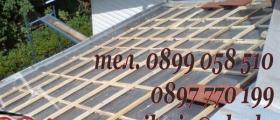 Ремонт на дървени конструкции в Самоков