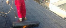 Ремонт на покрив с хидроизолация в София-Възраждане