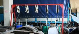 Ремонт на товарни автомобили в Добрич