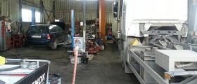 Ремонт товарни автомобили, бусове и ремаркета в София