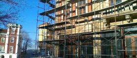 Реставрация на сгради в София