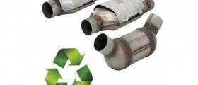 Рециклиране на катализатори в град София