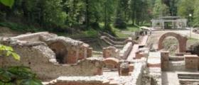 Римски терми в Хисаря - Археологически музей Хисаря