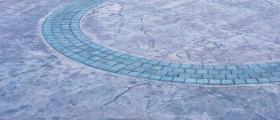 Шлайфане и щамповане на бетонови настилки в град Стара Загора