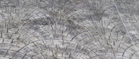 Щампован бетон Плевен