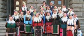 Смесен народен хор в Община Балчик