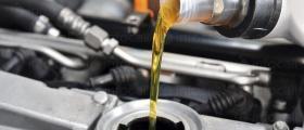 Смяна на моторни масла в Русе