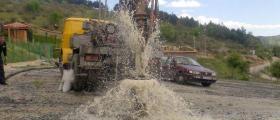 Сондиране за вода във Варна-Одесос