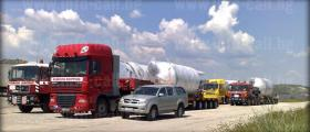 Спедиция и превозване на насипни товари Русе