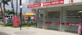 Спешна медицинска помощ в Слънчев бряг/Sunny beach